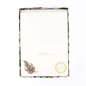 Kartos Italy Variopinta Floral Writing Sheets